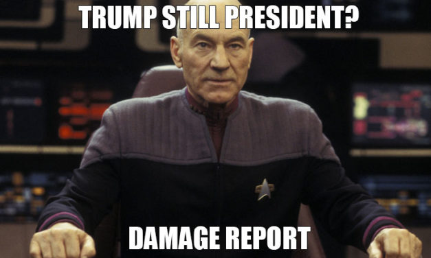 Daily Trump Damage Report 2/1/17