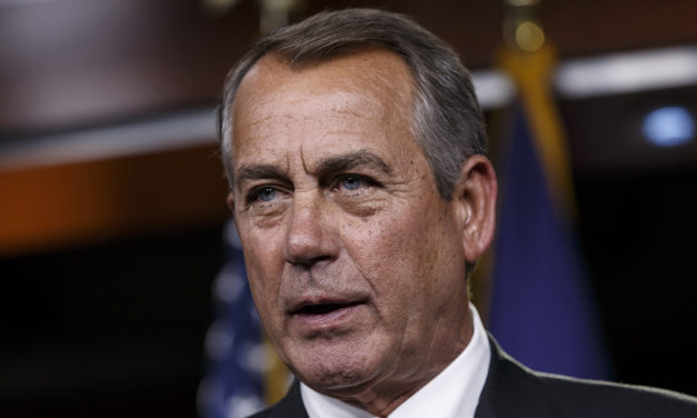 Boehner: Republicans won't repeal and replace Obamacare – POLITICO