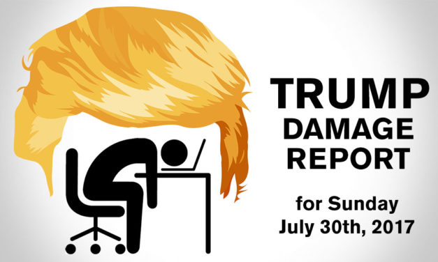 Trump Damage Report – 7/30/2017